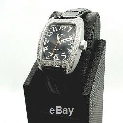 Locman Italy Watch with Real Diamonds. Square. CLEARANCE SALE