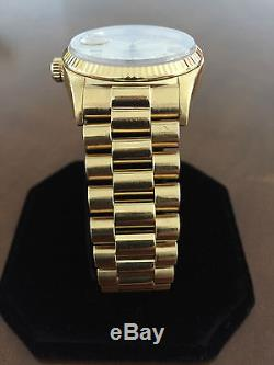 Men's Rolex President Day Date